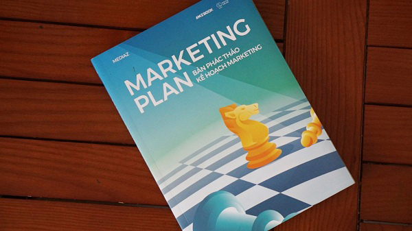 Review sách Marketing Plan Bản phác thảo kế hoạch Marketing